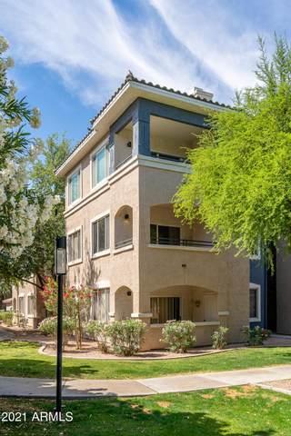 5345 E Van Buren Street #341, Phoenix, AZ 85008 (MLS #6232094) :: My Home Group