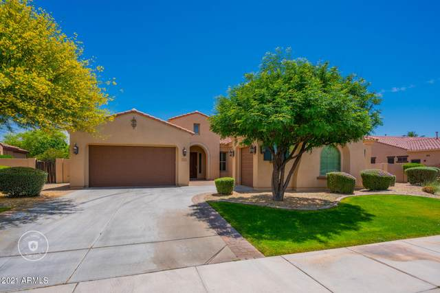2297 N 158TH Drive, Goodyear, AZ 85395 (MLS #6232095) :: Executive Realty Advisors