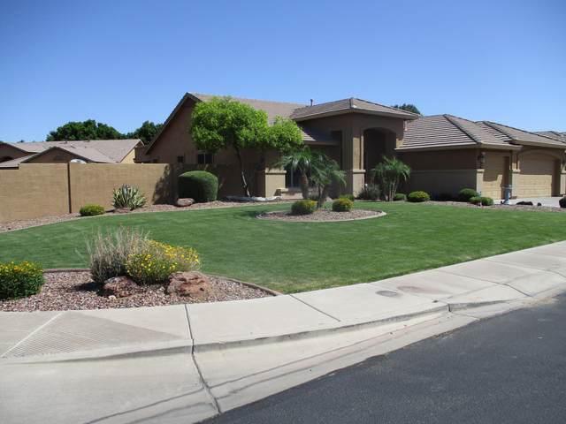 7032 W Greenbriar Drive, Glendale, AZ 85308 (MLS #6232099) :: Yost Realty Group at RE/MAX Casa Grande