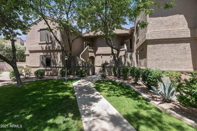 15151 N Frank Lloyd Wright Boulevard #1086, Scottsdale, AZ 85260 (MLS #6232105) :: Conway Real Estate