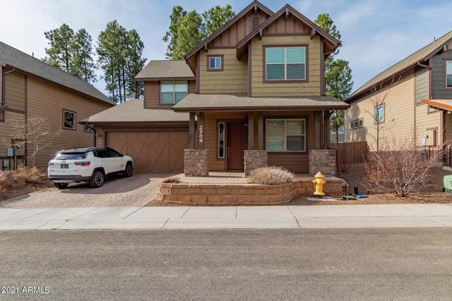 2764 W Pico Del Monte Circle, Flagstaff, AZ 86001 (MLS #6232113) :: Yost Realty Group at RE/MAX Casa Grande