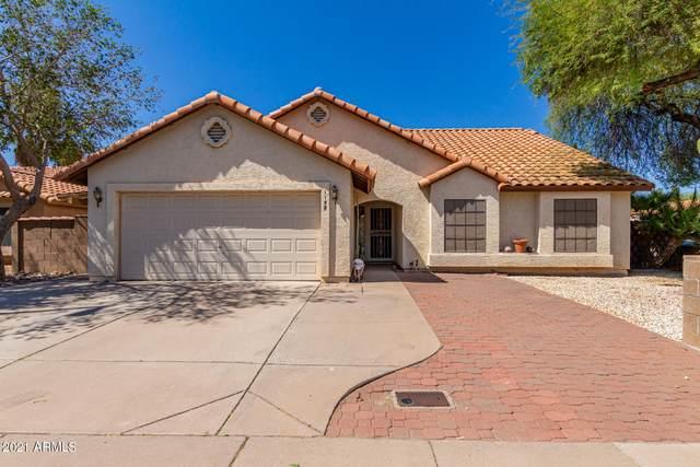 1158 E Douglas Avenue, Gilbert, AZ 85234 (MLS #6232116) :: Conway Real Estate