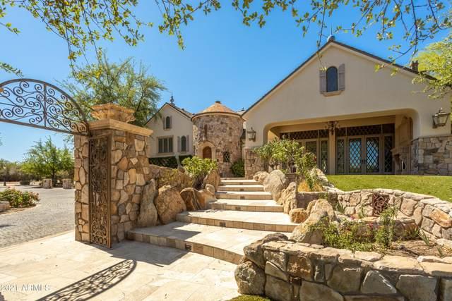 5701 E Mockingbird Lane, Paradise Valley, AZ 85253 (MLS #6232117) :: The Carin Nguyen Team