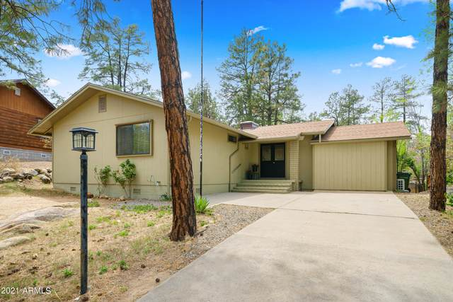 248 Whitney Street, Prescott, AZ 86305 (MLS #6232119) :: The Riddle Group