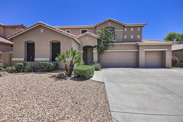 1691 E Redwood Place, Chandler, AZ 85286 (MLS #6232141) :: Conway Real Estate