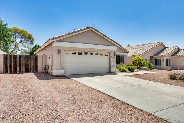 927 E Hearn Road, Phoenix, AZ 85022 (MLS #6232142) :: The Luna Team