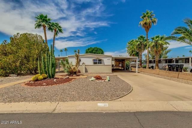 1734 S 74TH Street, Mesa, AZ 85209 (MLS #6232149) :: Howe Realty