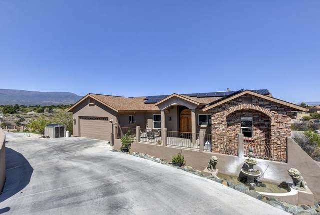 4360 E Vista Drive, Cottonwood, AZ 86326 (MLS #6232152) :: My Home Group