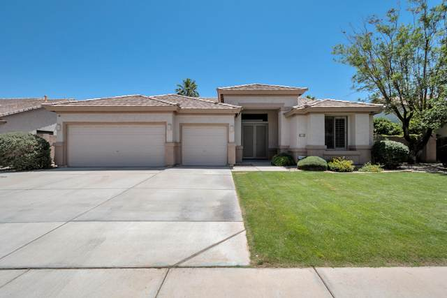 2851 E Ranch Court, Gilbert, AZ 85296 (MLS #6232161) :: The Laughton Team