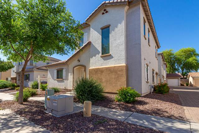 4734 E Laurel Avenue, Gilbert, AZ 85234 (MLS #6232168) :: Yost Realty Group at RE/MAX Casa Grande
