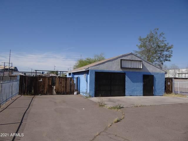 728 E Buckeye Road, Phoenix, AZ 85034 (MLS #6232172) :: Jonny West Real Estate