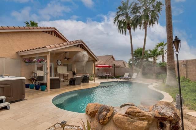 282 E Rawhide Avenue, Gilbert, AZ 85296 (MLS #6232182) :: Yost Realty Group at RE/MAX Casa Grande