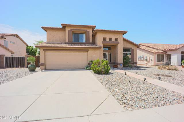 8555 W Purdue Avenue, Peoria, AZ 85345 (MLS #6232200) :: The Luna Team