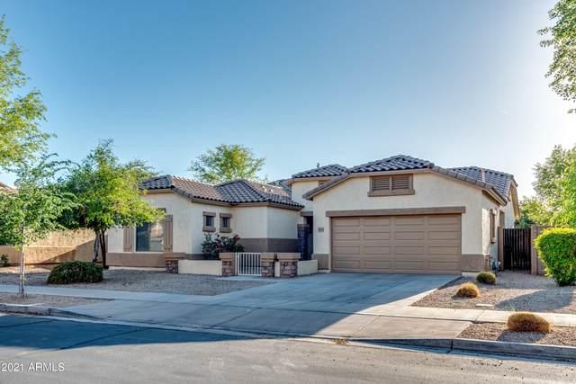 20128 S 196TH Street, Queen Creek, AZ 85142 (MLS #6232229) :: TIBBS Realty