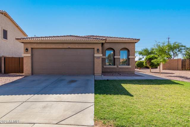 13888 N 162ND Lane, Surprise, AZ 85379 (MLS #6232232) :: Conway Real Estate