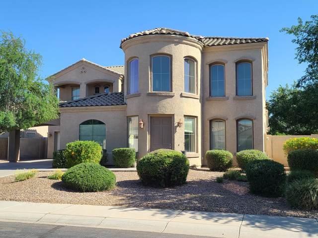 1319 E Bautista Road, Gilbert, AZ 85297 (MLS #6232237) :: Conway Real Estate