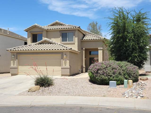 266 W Hereford Drive, San Tan Valley, AZ 85143 (MLS #6232239) :: Conway Real Estate