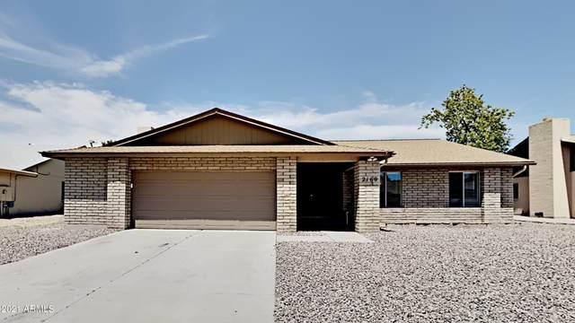 2160 E El Moro Avenue, Mesa, AZ 85204 (MLS #6232240) :: TIBBS Realty