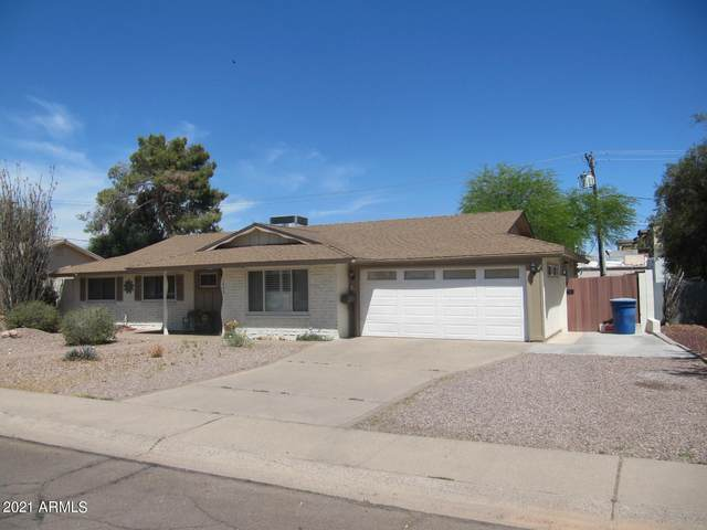 1433 N Sunset Drive, Tempe, AZ 85281 (MLS #6232249) :: Executive Realty Advisors