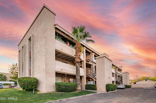 202 E Ruth Avenue #12, Phoenix, AZ 85020 (MLS #6232259) :: Openshaw Real Estate Group in partnership with The Jesse Herfel Real Estate Group