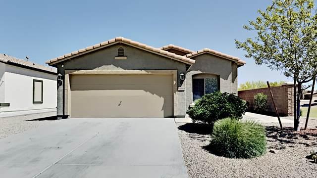 44984 W Miraflores Street, Maricopa, AZ 85139 (MLS #6232265) :: Conway Real Estate