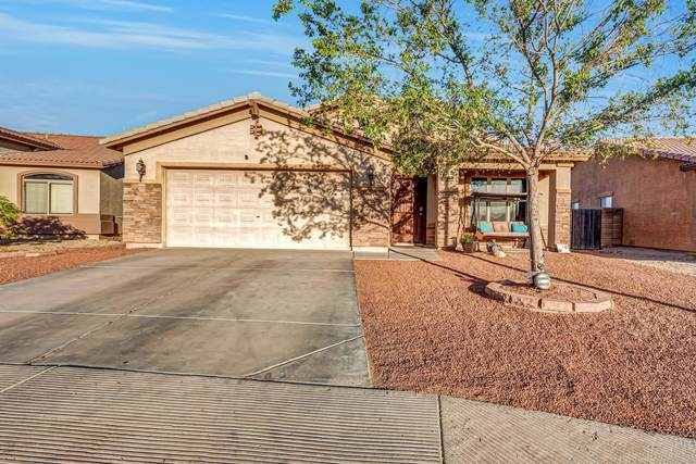 2358 N Greenbrier Lane, Casa Grande, AZ 85122 (MLS #6232298) :: Yost Realty Group at RE/MAX Casa Grande