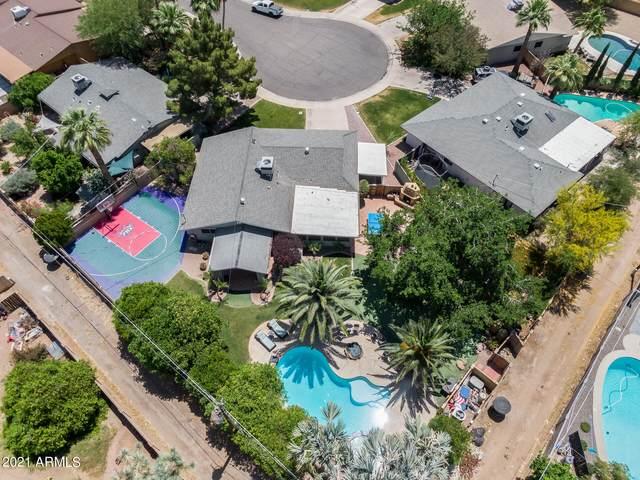 8532 E Mitchell Drive, Scottsdale, AZ 85251 (MLS #6232328) :: Keller Williams Realty Phoenix