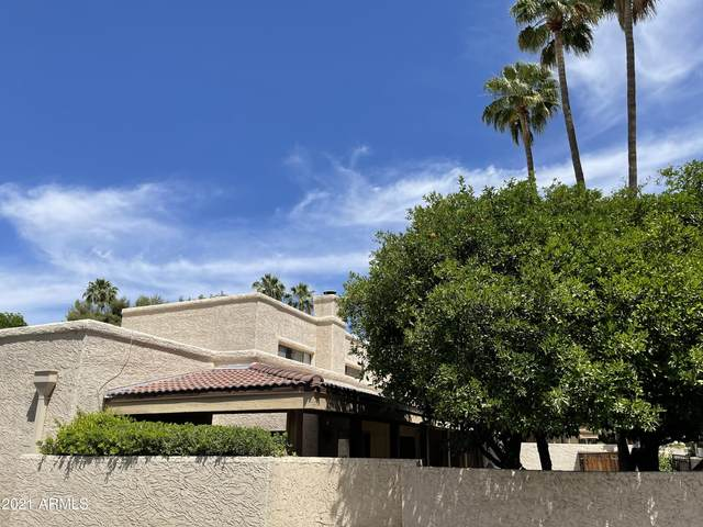4525 N 66TH Street #78, Scottsdale, AZ 85251 (MLS #6232336) :: Sheli Stoddart Team | M.A.Z. Realty Professionals