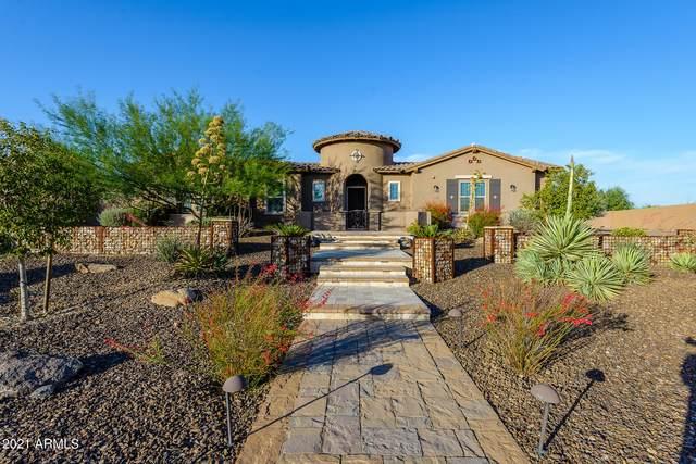 8698 W Villa Lindo Drive, Peoria, AZ 85383 (MLS #6232368) :: The Carin Nguyen Team