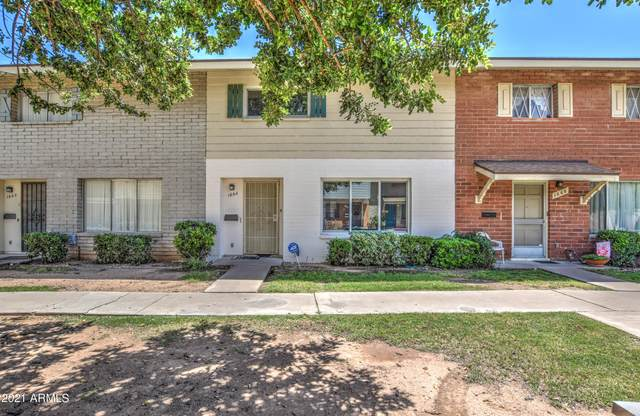 1664 W Campbell Avenue W, Phoenix, AZ 85015 (MLS #6232370) :: The Laughton Team