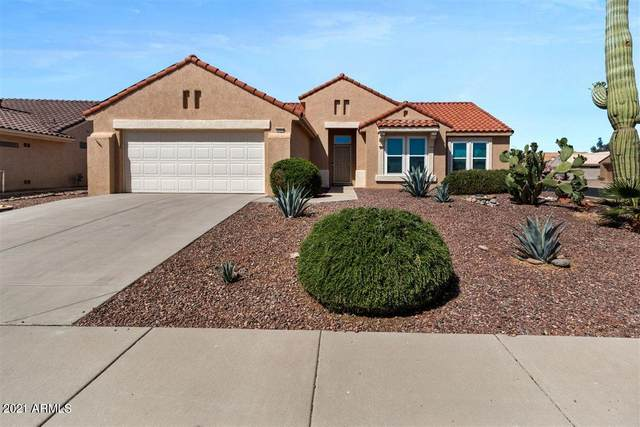 22924 N La Paz Lane, Sun City West, AZ 85375 (MLS #6232386) :: Conway Real Estate