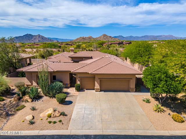 7702 E Visao Drive, Scottsdale, AZ 85266 (MLS #6232391) :: Conway Real Estate