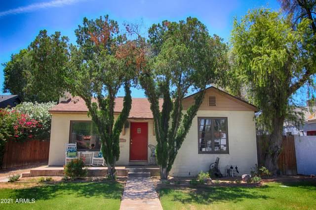 1141 W Lynwood Street, Phoenix, AZ 85007 (MLS #6232404) :: The Carin Nguyen Team