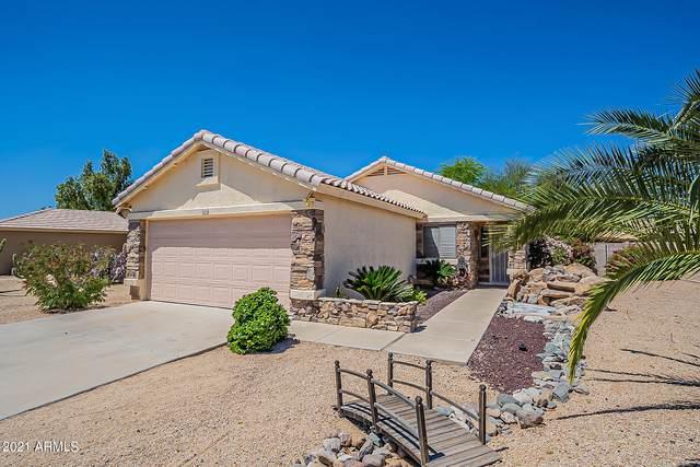 16534 N 157TH Avenue, Surprise, AZ 85374 (MLS #6232407) :: Conway Real Estate