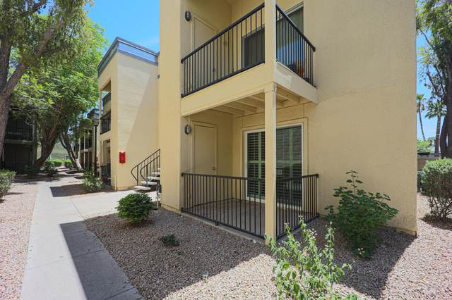 740 W Elm Street #138, Phoenix, AZ 85013 (MLS #6232425) :: The Newman Team