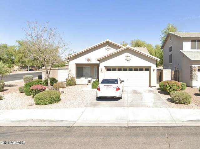 21 N 123RD Drive, Avondale, AZ 85323 (MLS #6232438) :: The Luna Team
