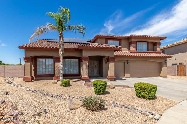 13417 W Solano Drive, Litchfield Park, AZ 85340 (MLS #6232445) :: The Garcia Group