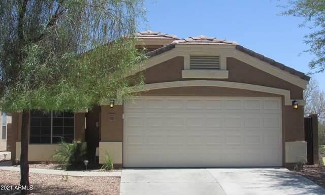 1697 S 233RD Lane, Buckeye, AZ 85326 (MLS #6232466) :: Yost Realty Group at RE/MAX Casa Grande