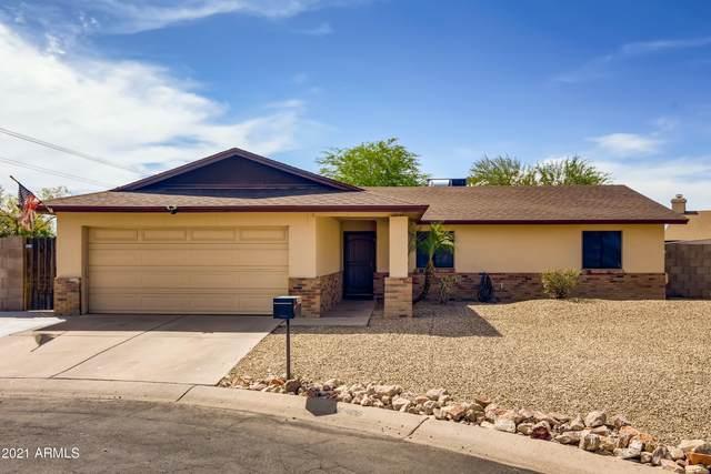 10406 N 41ST Drive, Phoenix, AZ 85051 (MLS #6232470) :: Yost Realty Group at RE/MAX Casa Grande