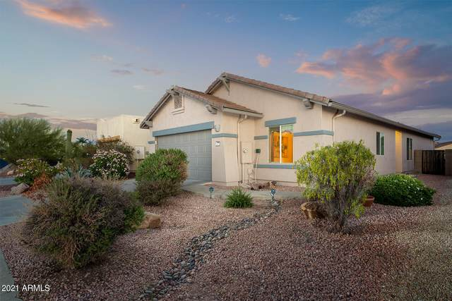 10115 E Meandering Trail Lane, Gold Canyon, AZ 85118 (MLS #6232483) :: Yost Realty Group at RE/MAX Casa Grande