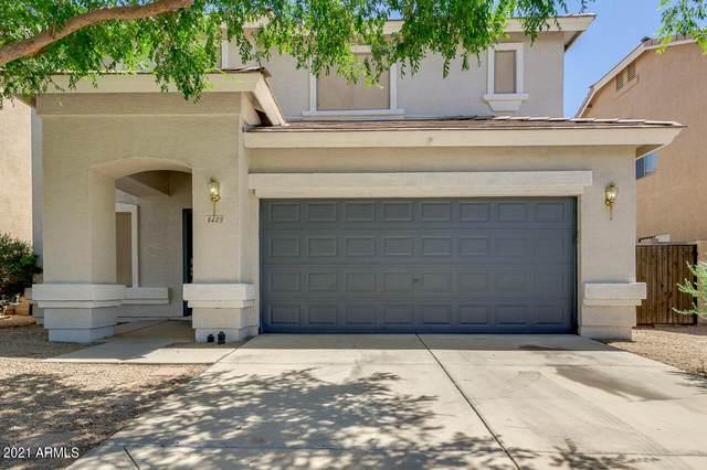 8423 W Hamster Lane, Tolleson, AZ 85353 (MLS #6232484) :: Yost Realty Group at RE/MAX Casa Grande
