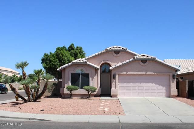 4836 W Topeka Drive, Glendale, AZ 85308 (MLS #6232486) :: The Copa Team | The Maricopa Real Estate Company