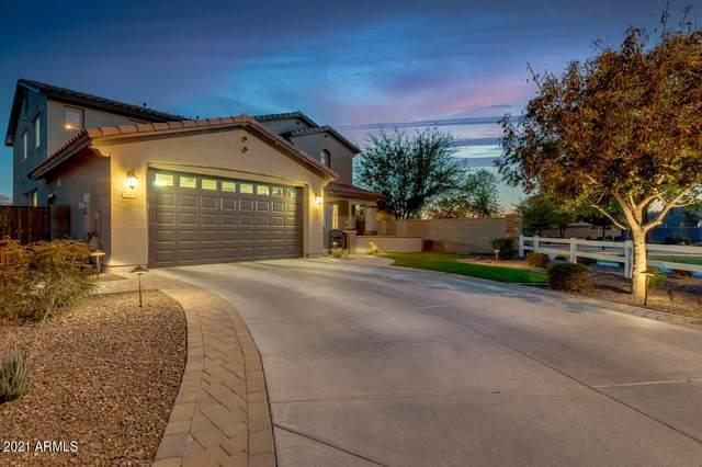 2549 E Ironside Court, Gilbert, AZ 85298 (MLS #6232497) :: Yost Realty Group at RE/MAX Casa Grande