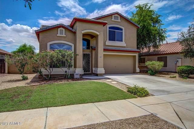 16621 W Latham Street, Goodyear, AZ 85338 (MLS #6232506) :: Executive Realty Advisors