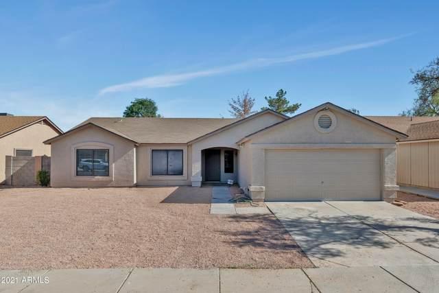 3108 W Los Gatos Drive, Phoenix, AZ 85027 (MLS #6232507) :: Yost Realty Group at RE/MAX Casa Grande