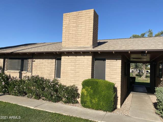 3031 S Rural Road #13, Tempe, AZ 85282 (MLS #6232512) :: The Copa Team | The Maricopa Real Estate Company