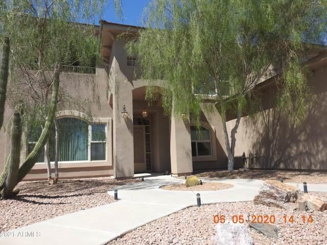 8332 E Quill Street, Mesa, AZ 85207 (MLS #6232516) :: Yost Realty Group at RE/MAX Casa Grande