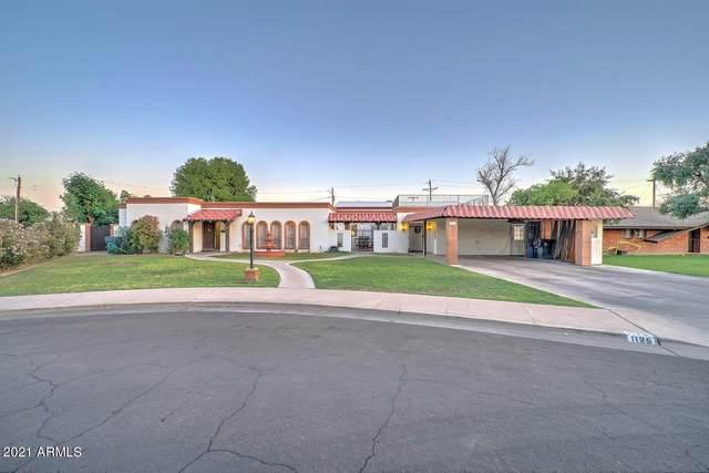1125 E Dolphin Circle, Mesa, AZ 85204 (MLS #6232529) :: The Laughton Team