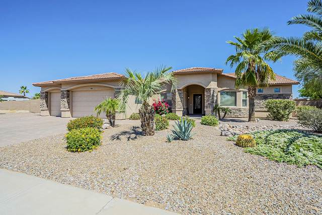 206 W Auburn Sky Court, Casa Grande, AZ 85122 (MLS #6232553) :: Yost Realty Group at RE/MAX Casa Grande