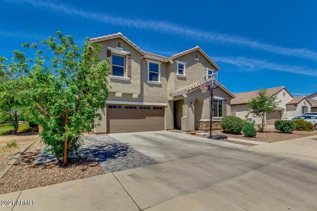 20950 E Pecan Lane, Queen Creek, AZ 85142 (MLS #6232555) :: My Home Group